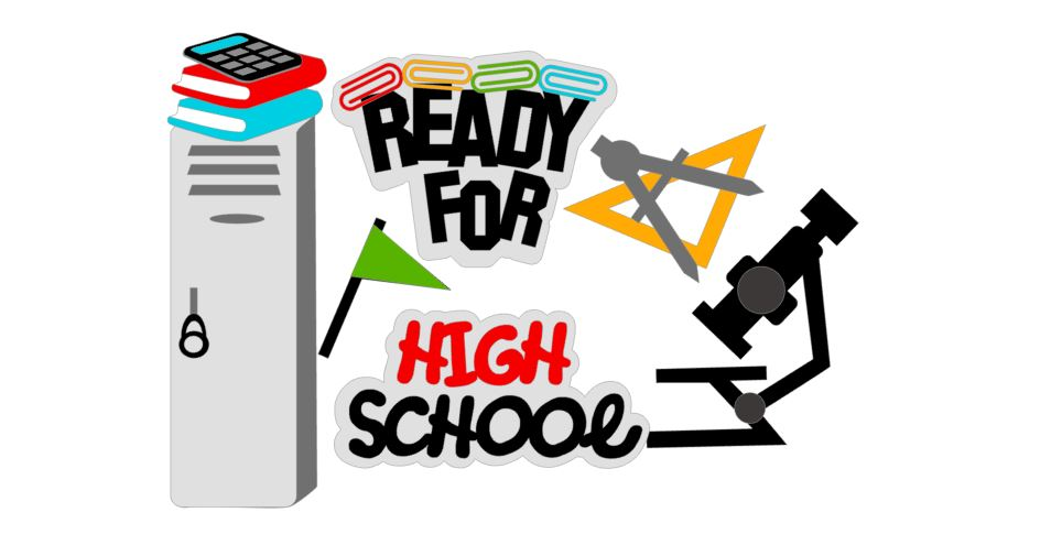 Ready for High School Cutouts