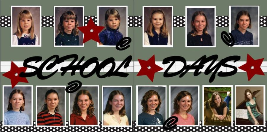 School Days P Dots