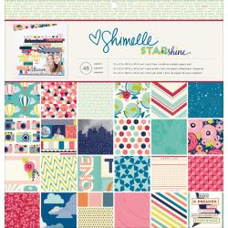 Shimelle 12 x 12 Pattern Paper Pack