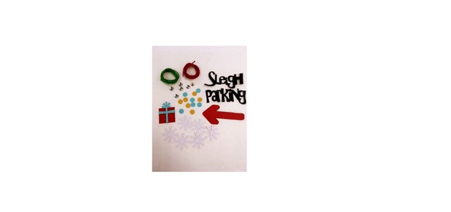 Sleigh Parking CutOuts