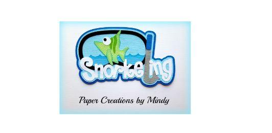 Snorkeling Paper Piecing