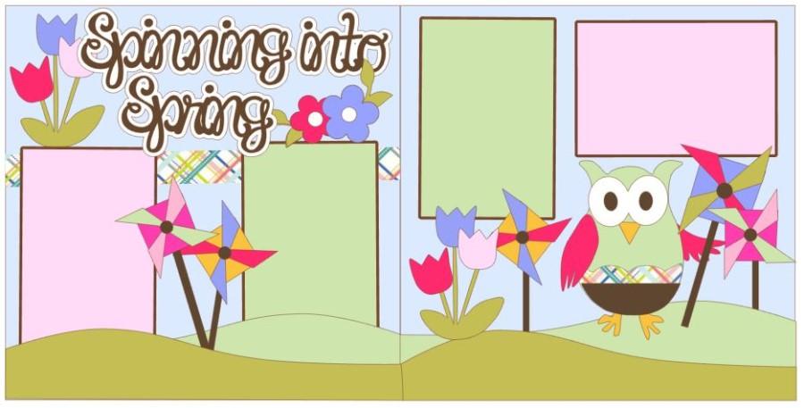 Spinning Into Spring