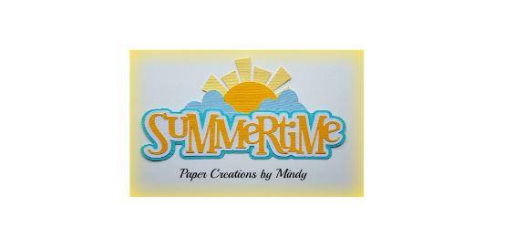 Summertime Paper Piecing