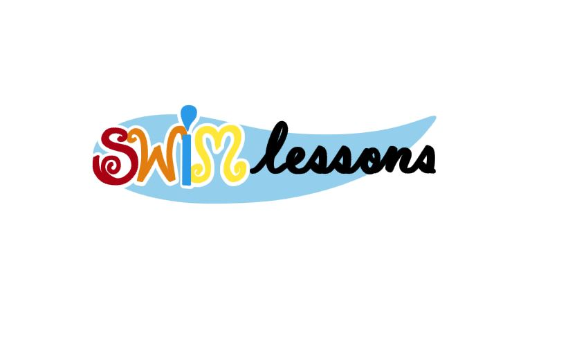 Swim Lessons Title Cutout