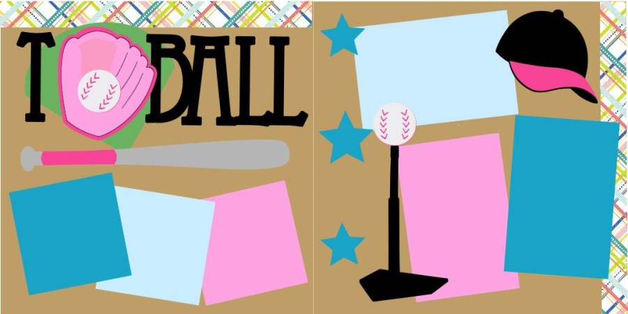 T-Ball Girl