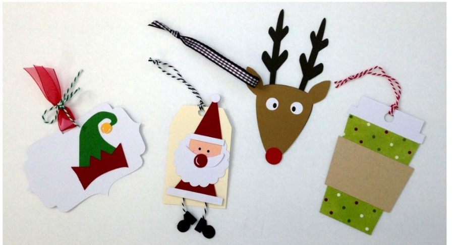 Christmas Tag Kit