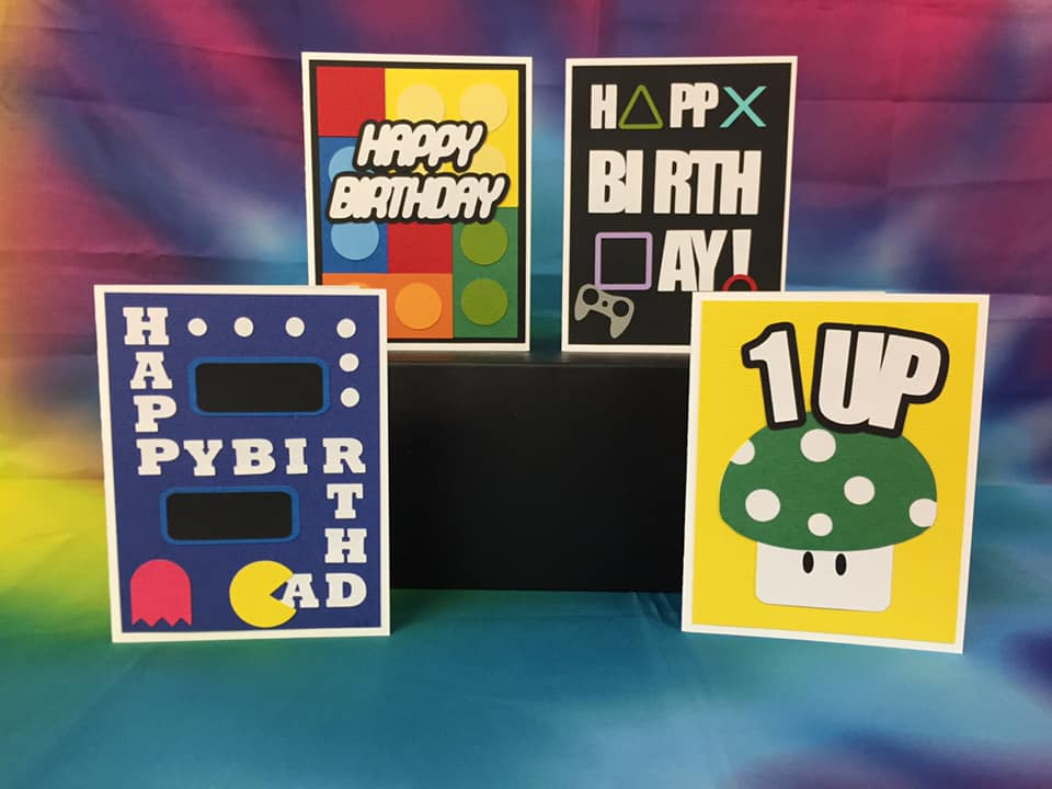 Birthday Boy Card Kit