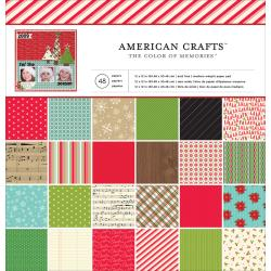 Christmas 12x12 Pattern Paper Pack
