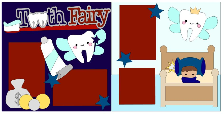 Tooth Fairy Boy