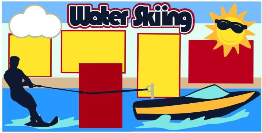 Water Skiing B
