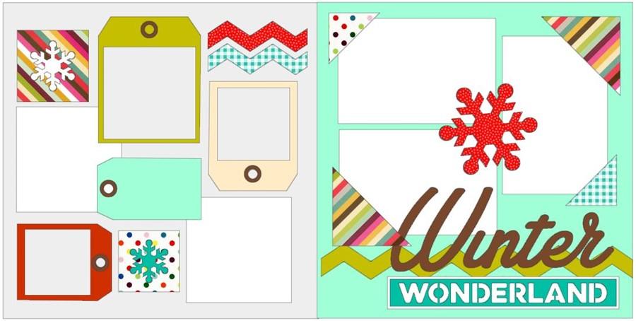 Winter Wonderland CC Deluxe Kit