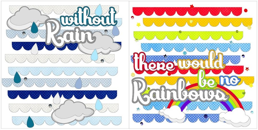 Without Rain CC Deluxe Kit
