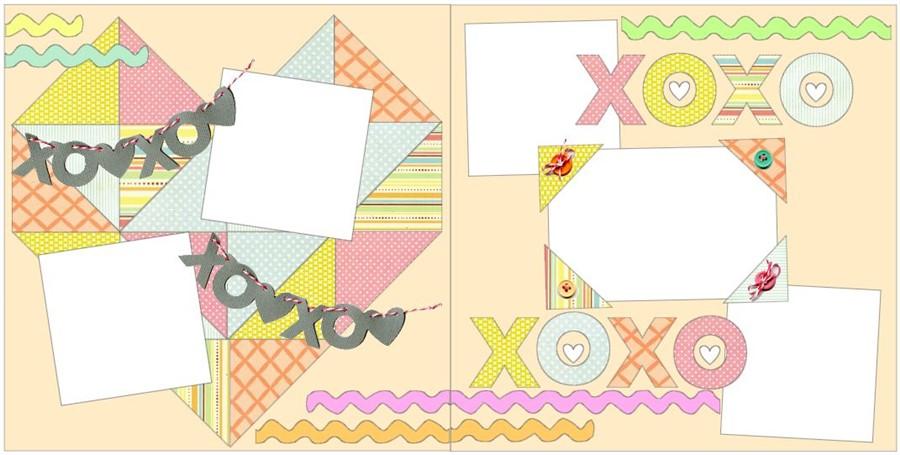 XOXO CC Deluxe KIt