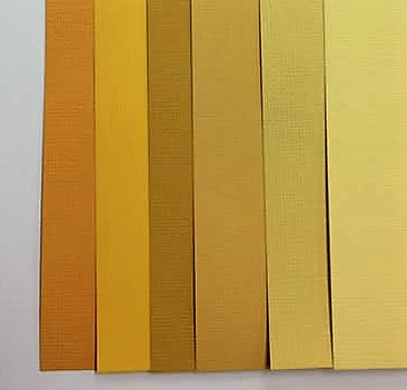 Yellow Pack 12 sheets