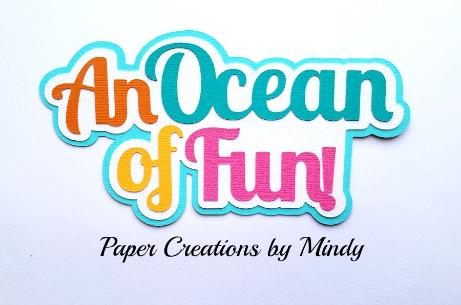 An Ocean Of Fun Paper Piecing