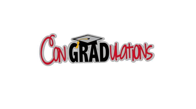 Con Grad ulations Title