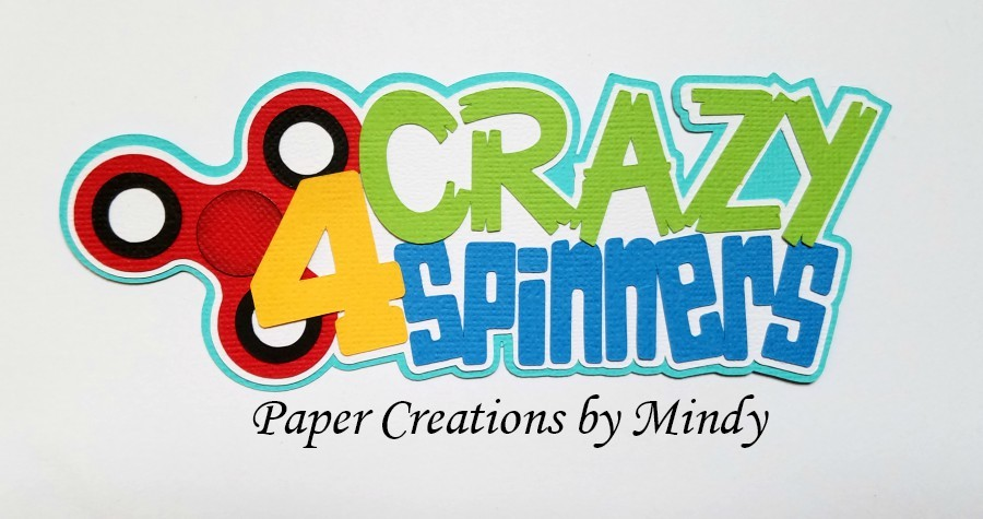 Crazy For Spinners Paper Piecing