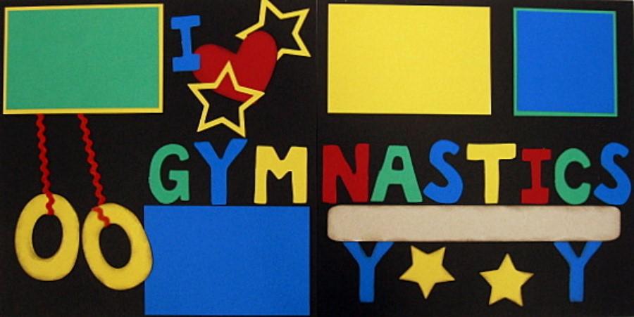 I Love Gymnastics - Clearance