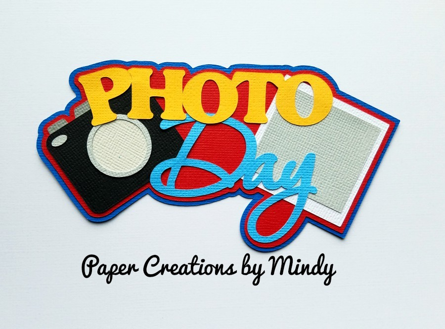 Photo Day tbd Paper Piecing