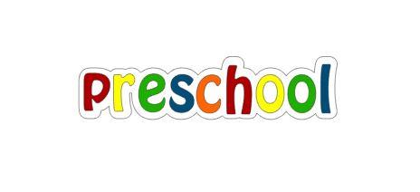 Preschool Title