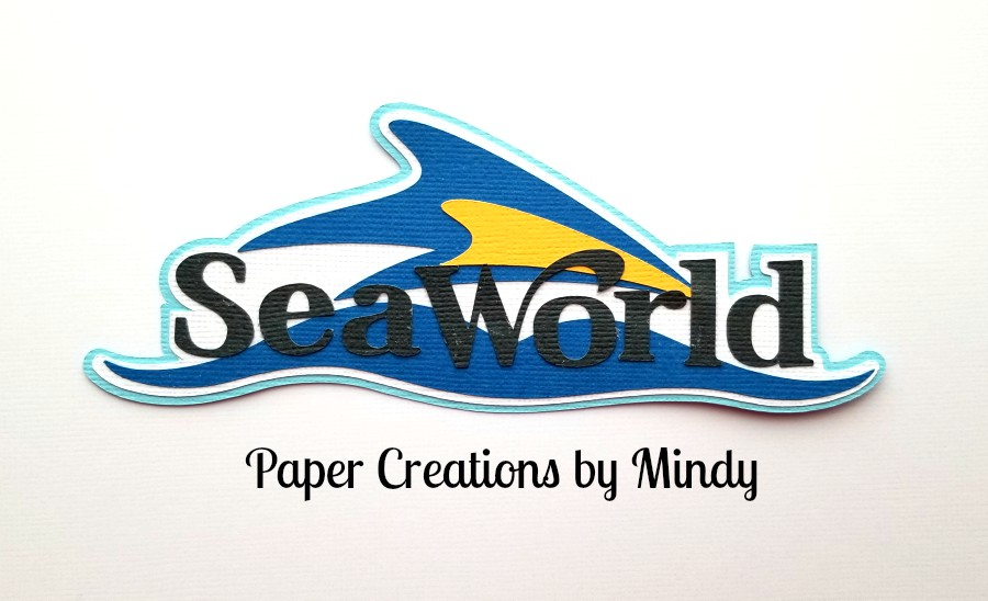 Sea World Title tbd Paper Piecing