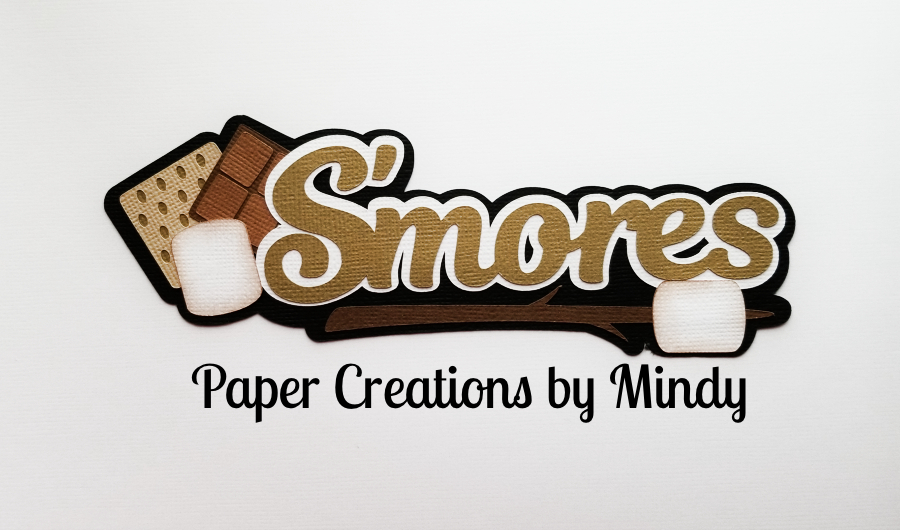 Smores Title ccd Paper Piecing